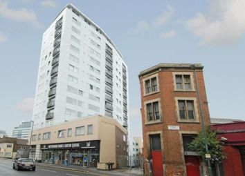 Thumbnail 1 bedroom flat to rent in Cranbrook House, Cranbrook Street, Nottingham