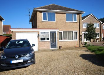 Thumbnail 3 bed detached house for sale in Westfield Drive, Pinchbeck, Spalding