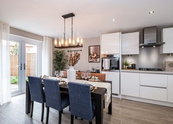 """Thumbnail 3 bedroom semi-detached house for sale in """"Fairway"""" at Richmond Road, Bicester"""