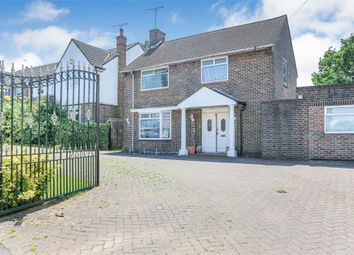 Thumbnail 4 bed detached house for sale in Graveley Avenue, Borehamwood, Hertfordshire