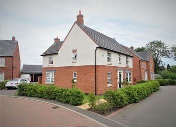 4 bed detached house for sale in Slatewalk Way, Glenfield, Leicester LE3
