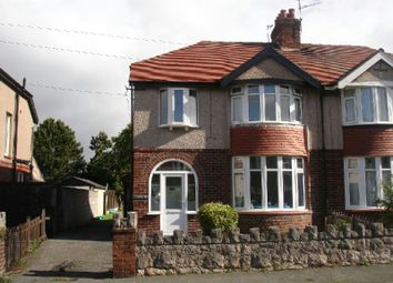 Thumbnail 3 bed semi-detached house for sale in Min Y Don Avenue, Old Colwyn, Colwyn Bay