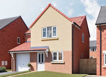 "Thumbnail 3 bed detached house for sale in ""The Maddison"" at Douglas Crescent, Auckland Park, Bishop Auckland"