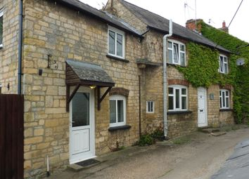 Thumbnail 2 bed cottage for sale in Chapel Road, Weldon, Corby