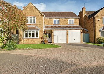 Thumbnail 5 bed detached house for sale in Hambling Drive, Beverley, East Yorkshire