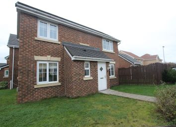 Thumbnail 3 bed detached house to rent in Warren Close, Darlington