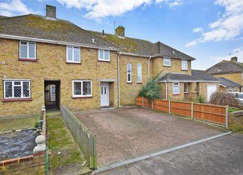 Thumbnail 3 bedroom terraced house for sale in Newgardens Road, Teynham, Sittingbourne, Kent