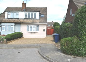 Thumbnail 3 bed semi-detached house to rent in Farm Close, Barnet