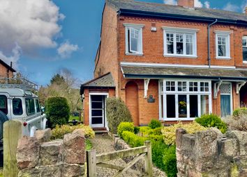 Thumbnail 4 bed semi-detached house for sale in Jervis House, Hallfields Lane, Leicestershire, Rothley