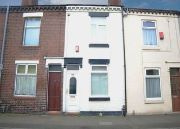 Thumbnail 2 bed terraced house for sale in Selwyn Street, Stoke-On-Trent
