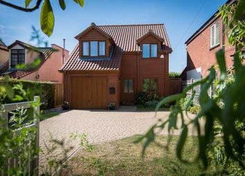 Thumbnail 4 bed detached house for sale in Old Road, Acle, Norwich