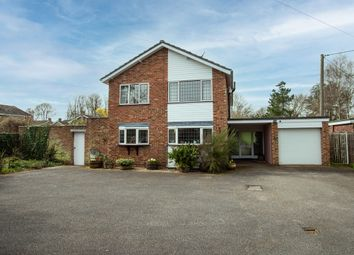 Thumbnail 4 bed detached house for sale in Hasketon Road, Woodbridge