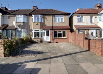 Thumbnail 3 bed semi-detached house for sale in Greenwood Avenue, Enfield, Middlesex