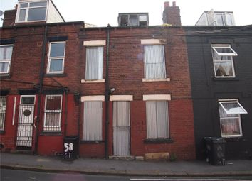 Thumbnail 2 bedroom terraced house for sale in Glensdale Terrace, Leeds, West Yorkshire