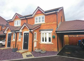 Thumbnail 3 bed semi-detached house for sale in Baneberry Walk, Minster On Sea, Sheerness