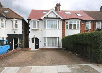 Thumbnail 5 bed property for sale in Woodfield Drive, East Barnet