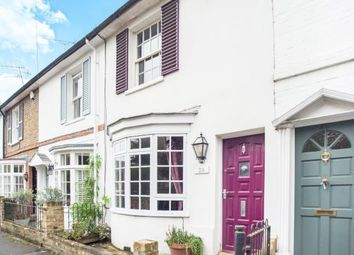 Thumbnail 2 bed terraced house for sale in Esher, Surrey