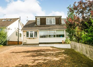 Thumbnail 3 bed bungalow for sale in Castlefields, Istead Rise, Kent