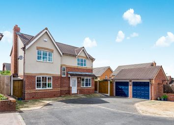 Thumbnail 4 bed detached house for sale in Thurso, Amington, Tamworth