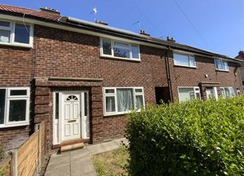 Thumbnail 2 bed terraced house for sale in Springwood Crescent, Romiley, Stockport