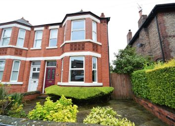 5 bed semi-detached house for sale in Cawdor Street, Stockton Heath, Warrington WA4