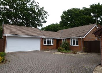 Thumbnail 3 bed detached bungalow for sale in Noon Hill Drive, Verwood