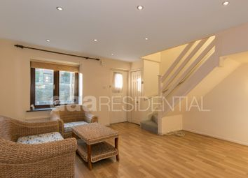 Thumbnail 2 bed end terrace house to rent in Waterman Way, Wapping