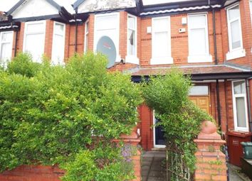 Thumbnail 3 bed terraced house for sale in Hart Road, Manchester, Greater Manchester