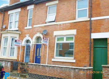 Thumbnail 4 bedroom shared accommodation to rent in West Avenue, Derby