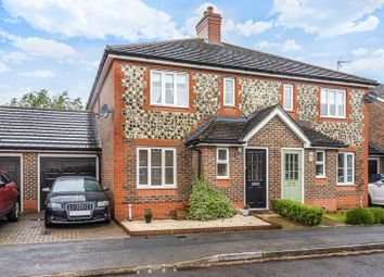 Thumbnail 3 bed semi-detached house for sale in Bowmont Water, Didcot