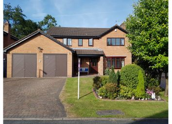 Thumbnail 5 bed detached house for sale in Sharpland, Loggerheads