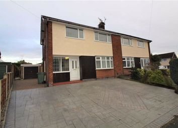 Thumbnail 3 bed semi-detached house for sale in Dellside, Bredbury, Stockport