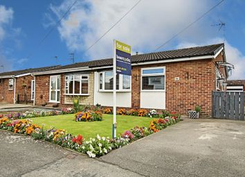 Thumbnail 2 bed bungalow for sale in Charles Street, Hedon, Hull