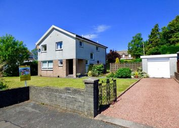 Thumbnail 4 bed detached house for sale in Newlands Court, Lockerbie, Dumfries And Galloway