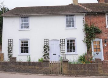 Thumbnail 2 bed cottage for sale in Shalmsford Street, Canterbury