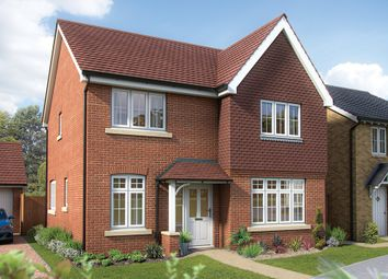 "Thumbnail 4 bed detached house for sale in ""The Aspen"" at Headcorn Road, Staplehurst, Tonbridge"
