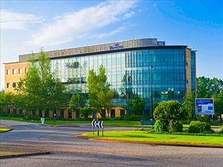 Thumbnail Serviced office to let in Regus House, Reading