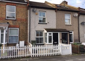 Thumbnail 3 bed terraced house for sale in Ducketts Road, Crayford, Dartford