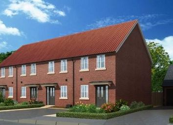 Thumbnail 2 bed terraced house for sale in Copperfields, Pasture Lane, Malton