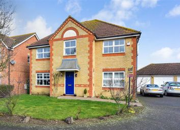 Thumbnail 4 bed detached house for sale in Ladysmith Grove, Seasalter, Whitstable, Kent