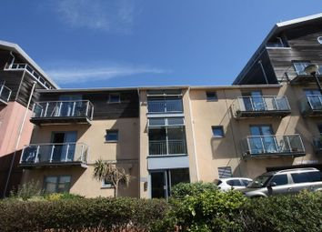 Thumbnail 2 bed flat for sale in Cei Dafydd, Barry