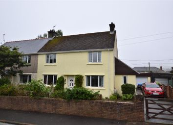 Thumbnail 3 bed semi-detached house for sale in South View, Llanharan, Pontyclun