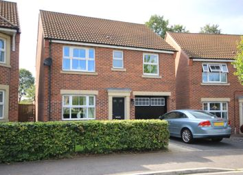 Thumbnail 4 bed detached house for sale in Scotsman Drive, Scawthorpe, Doncaster