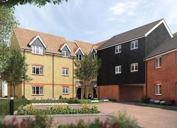 Thumbnail 1 bed flat for sale in Commodore House, Shopwyke Lakes, Shopwhyke Road, Chichester