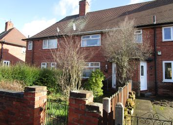 Thumbnail 2 bed terraced house for sale in Harmston Rise, Basford, Nottingham
