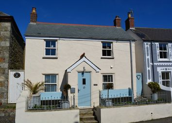 Thumbnail 3 bed detached house for sale in Higher Fore Street, Marazion, Cornwall