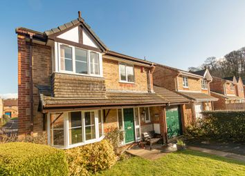 Thumbnail 4 bed detached house for sale in Great Orchard Close, Plymstock