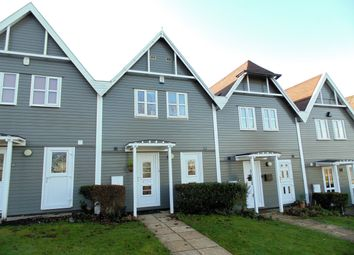 Thumbnail 3 bedroom terraced house for sale in The Roundal, Overstone Park