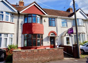 Thumbnail 3 bed terraced house for sale in Mill Road, Southampton