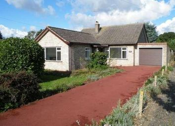 Thumbnail 3 bedroom bungalow to rent in Casworth Way, Ailsworth, Peterborough
